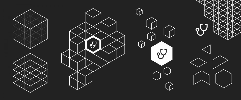 Brand development sketches